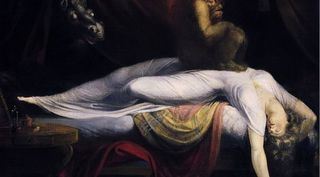 Sleep Paralysis: Not the Stuff Sweet Dreams Are Made of